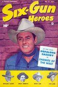 Six-Gun Heroes (1950 Fawcett/Charlton) 17