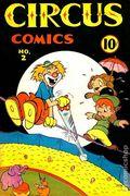 Circus Comics (1945) 2
