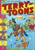 Terry-Toons Comics (1942 Timely/Marvel/St. John) 1