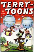 Terry-Toons Comics (1942 Timely/Marvel/St. John) 25