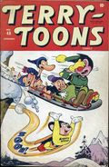 Terry-Toons Comics (1942 Timely/Marvel/St. John) 40