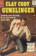 Clay Cody, Gunslinger (1957) 1