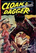 Cloak and Dagger (1952 Ziff Davis) 1