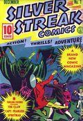Silver Streak Comics (1939) 1