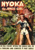 Nyoka the Jungle Girl (1945 Fawcett) 2