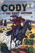 Cody of the Pony Express (1955 Charlton) 8