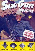 Six-Gun Heroes (1950 Fawcett/Charlton) 9