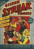 Silver Streak Comics (1939) 3
