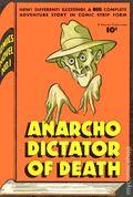Comics Novel: Anarcho, Dictator of Death (1947) 1