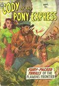Cody of the Pony Express (1950 Fox) 1