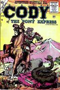 Cody of the Pony Express (1955 Charlton) 10