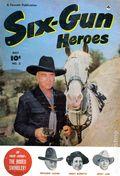 Six-Gun Heroes (1950 Fawcett/Charlton) 2