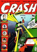 Crash Comics (1940) 5