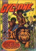 Cyclone Comics (1940) 3