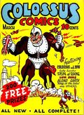 Colossus Comics (1940) 1