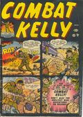 Combat Kelly (1951 Atlas) 1