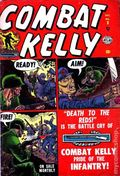 Combat Kelly (1951 Atlas) 8