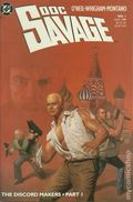 Doc Savage (1988 2nd DC Series) 1