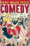 Comedy Comics (1948 Marvel) 1