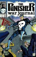 Punisher War Journal (1988 1st Series) 1