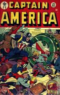 Captain America Comics (1941 Golden Age) 52