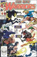 New Warriors (1990 1st Series) 4