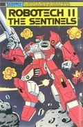 Robotech 2 The Sentinels Book 1 (1988) 9