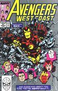 Avengers West Coast (1985) 51
