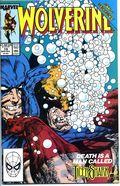 Wolverine (1988 1st Series) 19