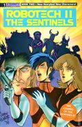 Robotech 2 The Sentinels Book 2 (1990) 1