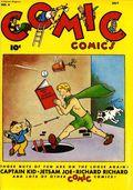 Comic Comics (1946) 4