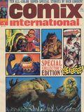 Comix International (1974 Magazine) 1