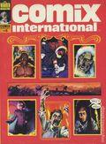 Comix International (1974 Magazine) 4