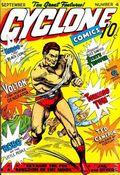 Cyclone Comics (1940) 4