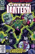 Green Lantern (1990-2004 2nd Series) 43