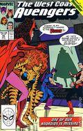 Avengers West Coast (1985) 42