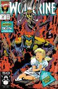 Wolverine (1988 1st Series) 39
