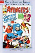 Marvel Milestone Edition Avengers (1993) 4