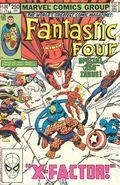Fantastic Four (1961 1st Series) 250