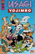 Usagi Yojimbo (1993 2nd Series) 12