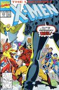 Uncanny X-Men (1963 1st Series) 273