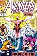 Avengers West Coast (1985) 71