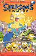 Simpsons Comics (1993-2018 Bongo) 10