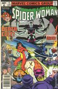 Spider-Woman (1978-1983 1st Series) 15