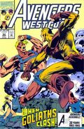 Avengers West Coast (1985) 92