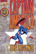 Captain America The Legend (1996) 1