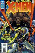 Amazing X-Men (1995) 4