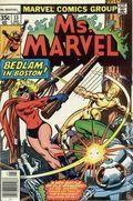 Ms. Marvel (1977 1st Series) 13