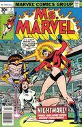 Ms. Marvel (1977 1st Series) 7