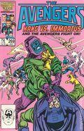 Avengers (1963 1st Series) 269